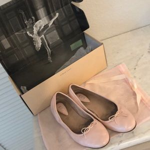 Bloch Pearl Pink Ballet Flats